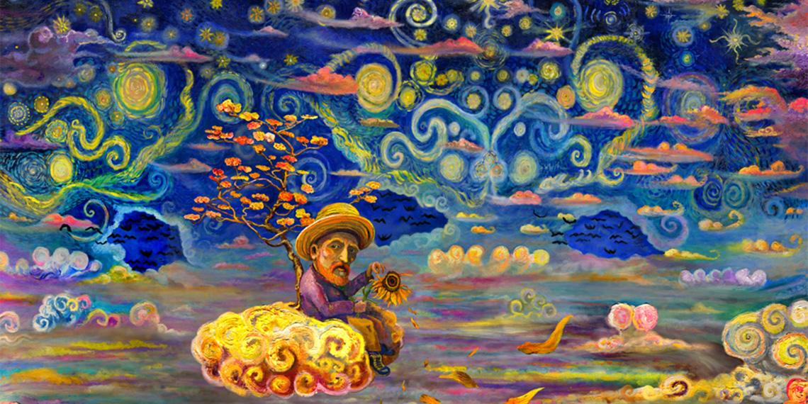 Vincent in Heaven