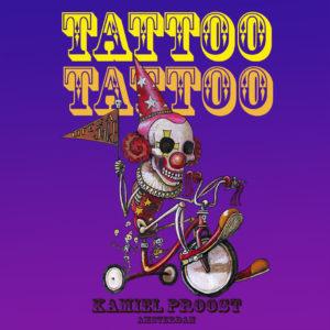Tattoo Tattoo Book